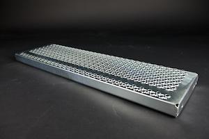 Profilrost Treppenstufe rotec R13V feuerverzinkt