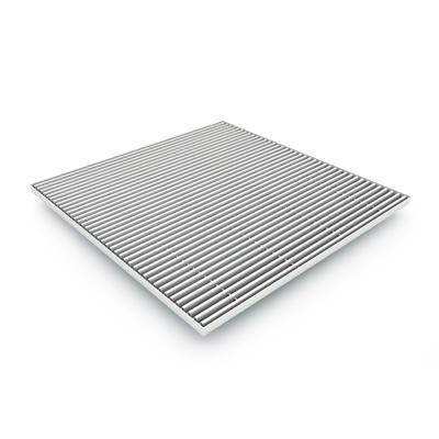Lüftungsgitter - Bodengitter AV500 für Fußbodenmontage