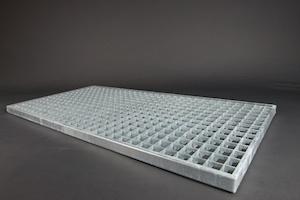 Industrie-Norm-Gitterroste mit der Maschenweite 31/31