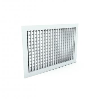 l ftungsgitter wandgitter gd110 400 x 100 mm rotec. Black Bedroom Furniture Sets. Home Design Ideas