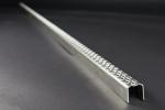 Leitersprosse Rund, AlMg3 2000x30x30x2 mm