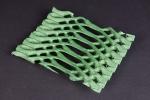 rotec Rasenbewehrung verstärkt, <b><i>Premium</b></i>-Ausführung<br>grün, als Rolle - 1x10 m