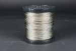 Seil aus Edelstahl 1.4401, Dicke: 0,54 mm, Spule: 1000 m